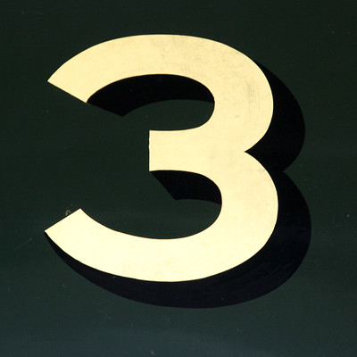 picture of the number three